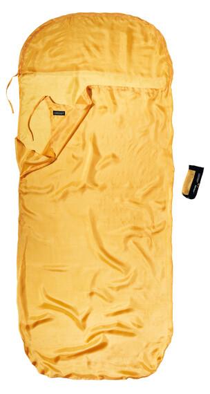 Cocoon KidSack Sovepose Børn Silk gul